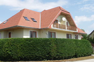 Urlaub am Balaton - Ferienhaus Seeblick